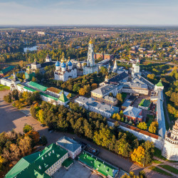 Excursion «From Moscow to Sergiev Posad»